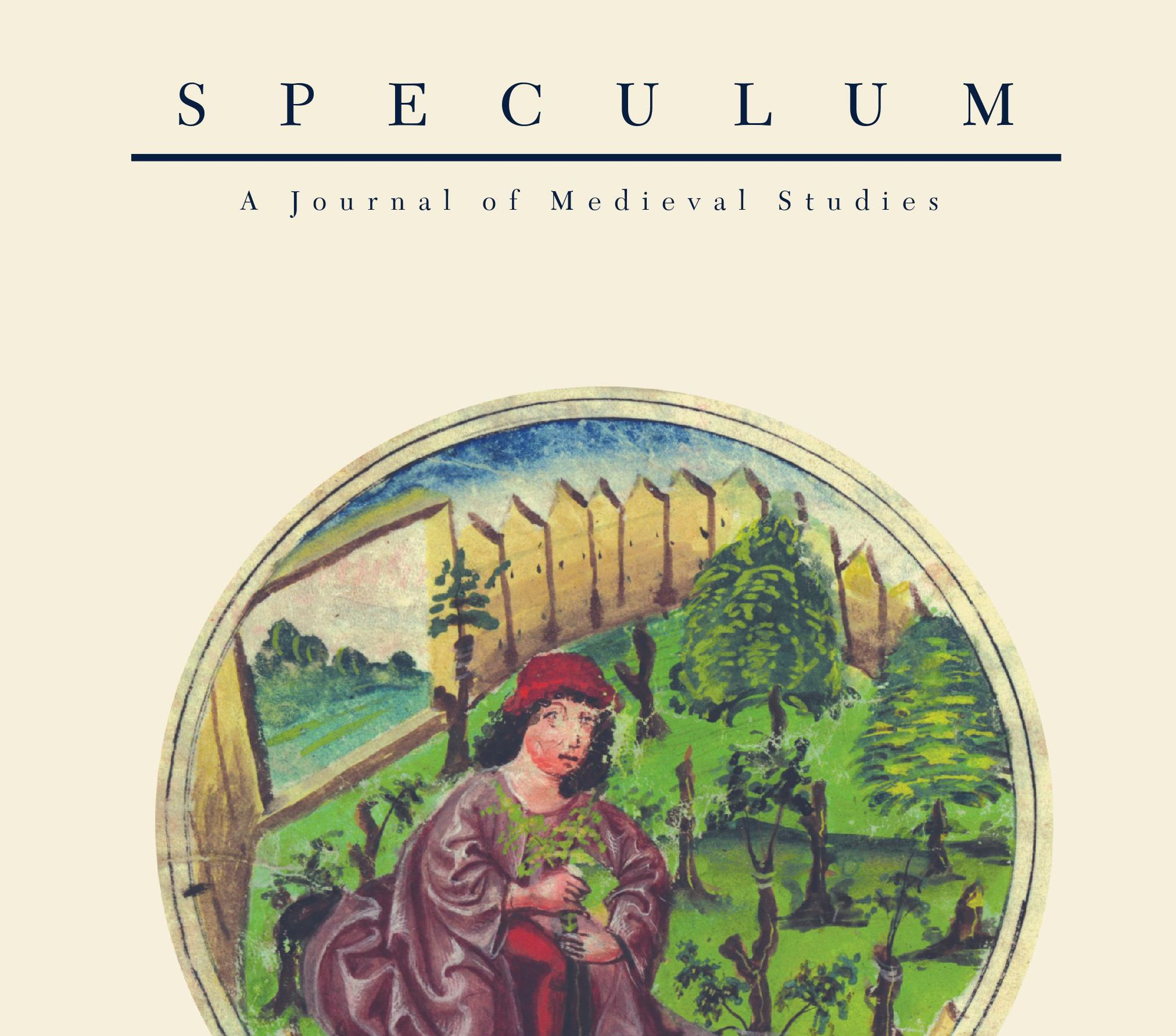 Speculum journal cover